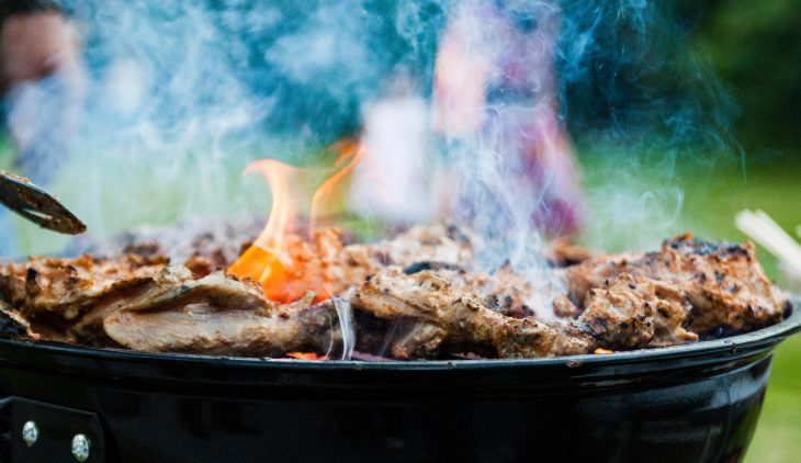 BBQ smoke dangers – GREENHORECA.COM